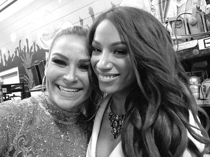 Sasha Banks & Natalya