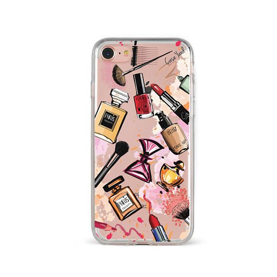 Custom printed Make Up clear TPU phone case for iPhone X, iPhone 8 Plus, iPhone 8, iPhone 7 Plus, iPhone 7, iPhone 6s Plus, iPhone 6 Plus, iPhone 6s, iPhone 6, iPhone SE, iPhone 5c, iPhone 5, Samsung Galaxy S5, Samsung Galaxy S6, Samsung Galaxy S6 Edge, Samsung Galaxy S7, Samsung Galaxy S7 Edge, Samsung Galaxy S8, Samsung Galaxy S8 Plus.  ---------------------------------------[SPECIFICATIONS]---------------------------------------  All of our iPhone and Samsung clear TPU plastic cases are…