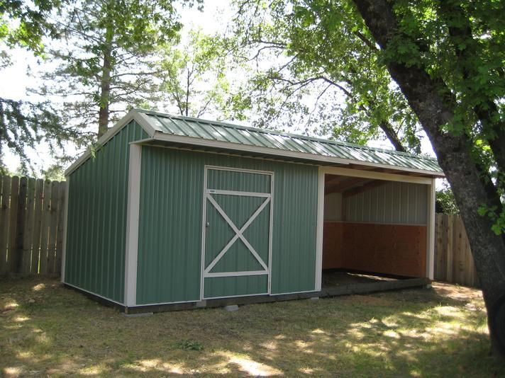 Small Hay Storage Shelter : Top ideas about horse shelter on pinterest run
