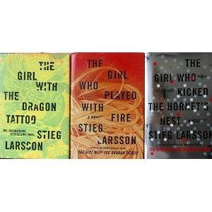 The Millennium Trilogy by Stieg Larsson