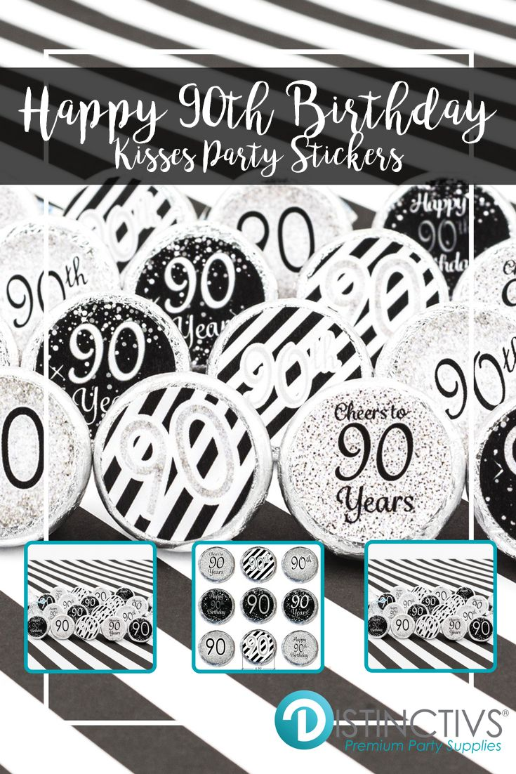 56 Best 90th Birthday Party Ideas Images On Pinterest Box Lunches