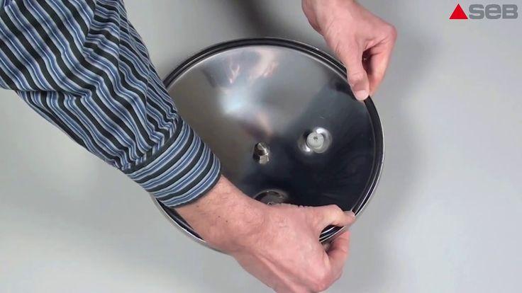Comment changer le joint de ma cocotte minute ? - Astuce Seb