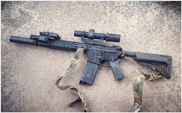 1000+ ideas about M4 Carbine on Pinterest | 300 Blackout ...