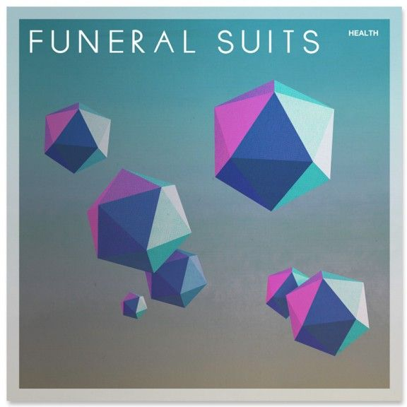 Funeral Suits Album Covers by Philip Kennedy