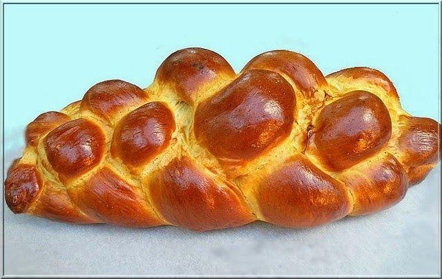 Limara péksége: Húsvéti kalács