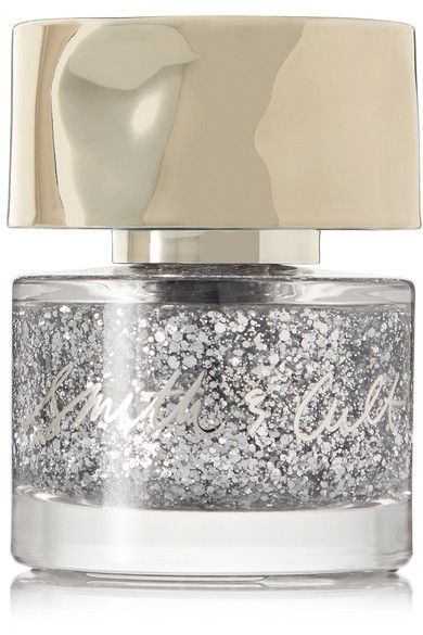 Smith & Cult - Nail Polish - Glass Souls - Silver - one size