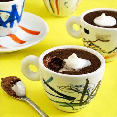 Mocha Sichuan Pepper Pots de Creme | Recipe | Pot De Creme, Mocha and ...