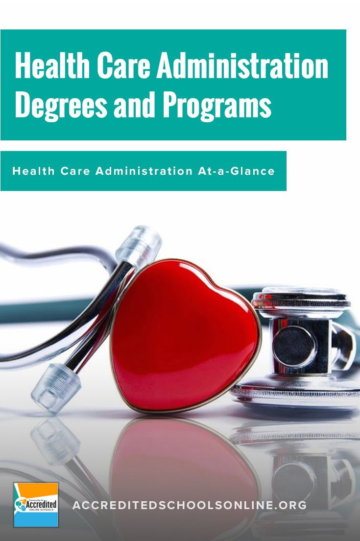 The 59 Top Schools For Healthcare Administration Programs In 2018
