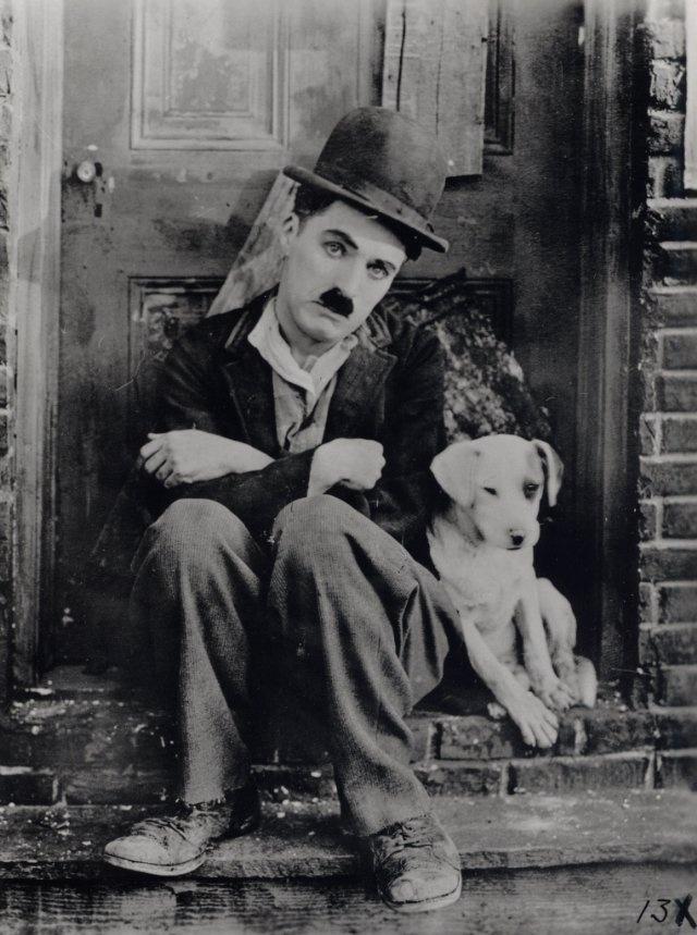 Love Charlie Chaplin