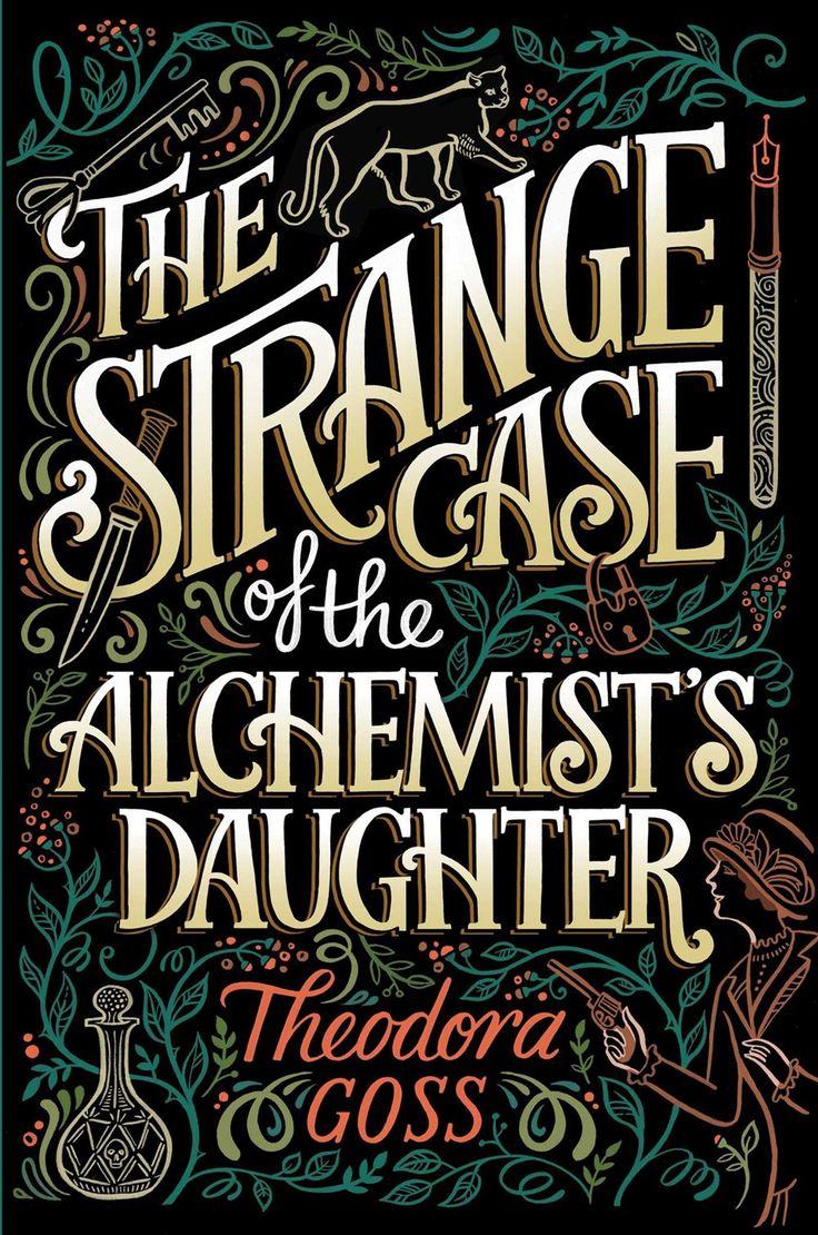The Strange Case Of The Alchemist's Daughter (isbn 9781481466509 2499) Is  The Monster Mashup