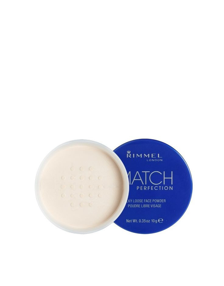 Rimmel Match Perfection Loose Transparent Powder