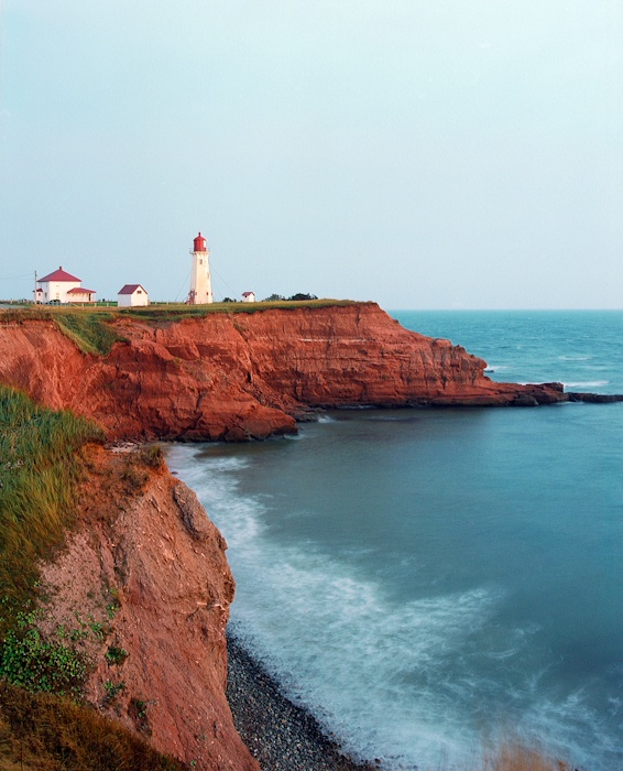 Magdalen Islands - Quebec (described by CNN as the love child of Cape Cod's golden beaches and Ireland's green hills)