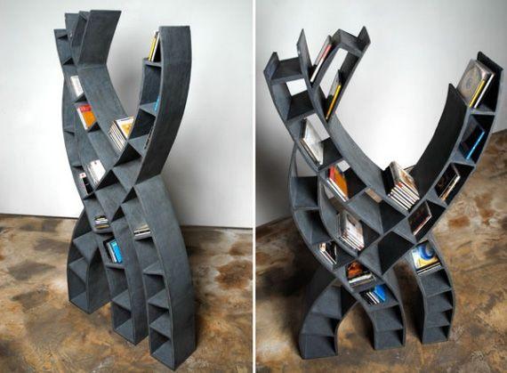 Nice U0027Bibliotheque Treeu0027, Designed By Francesco Passaniti Atelier Bookshelf Nice Ideas