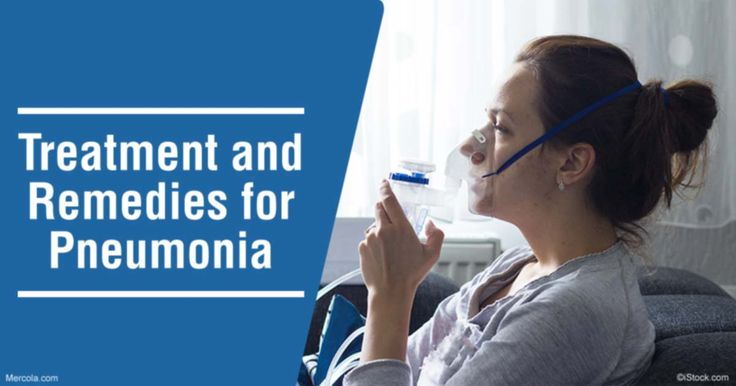 Pneumonia can be treated through different methods depending on the type – read here to learn which ones will suit you best. http://articles.mercola.com/pneumonia/treatment-remedies.aspx