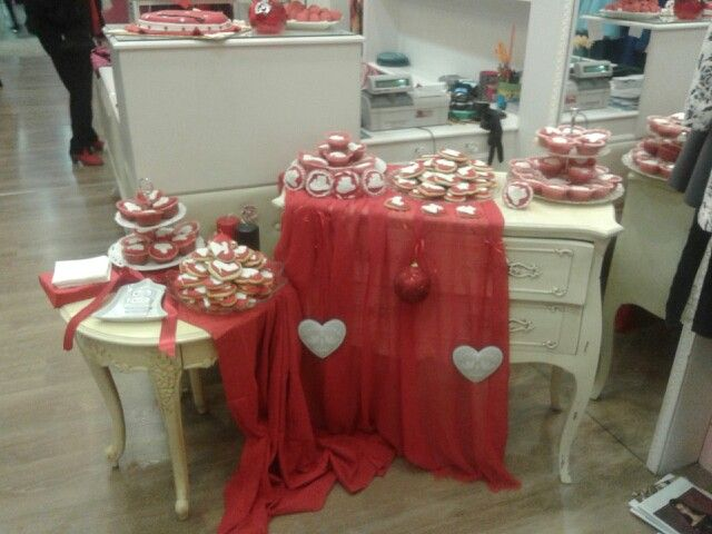 Red passion Candy bar