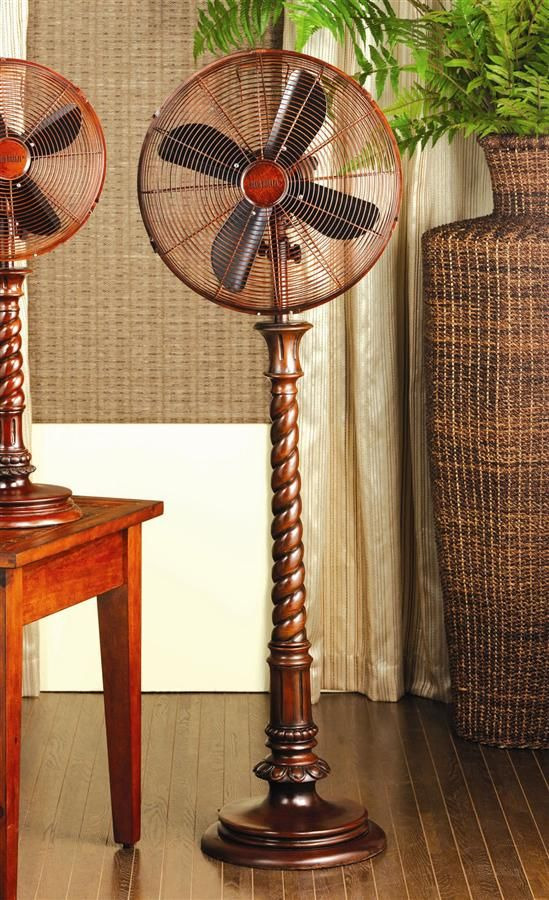 Vintage Wall Mounted Fans : Best ideas about old style room fans on pinterest
