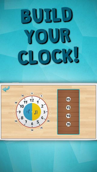 EdApps, Math Apps, Curious Kids Clock & Playtime