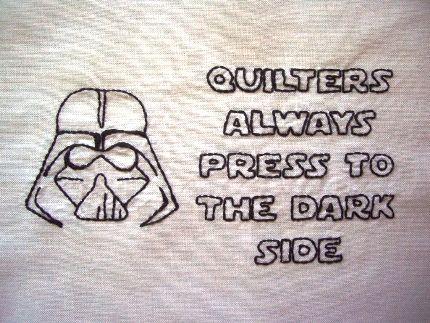 Darth Quilter