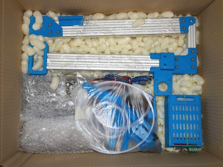 18 best TekBot - 3D Printer images on Pinterest Coconut, Dark