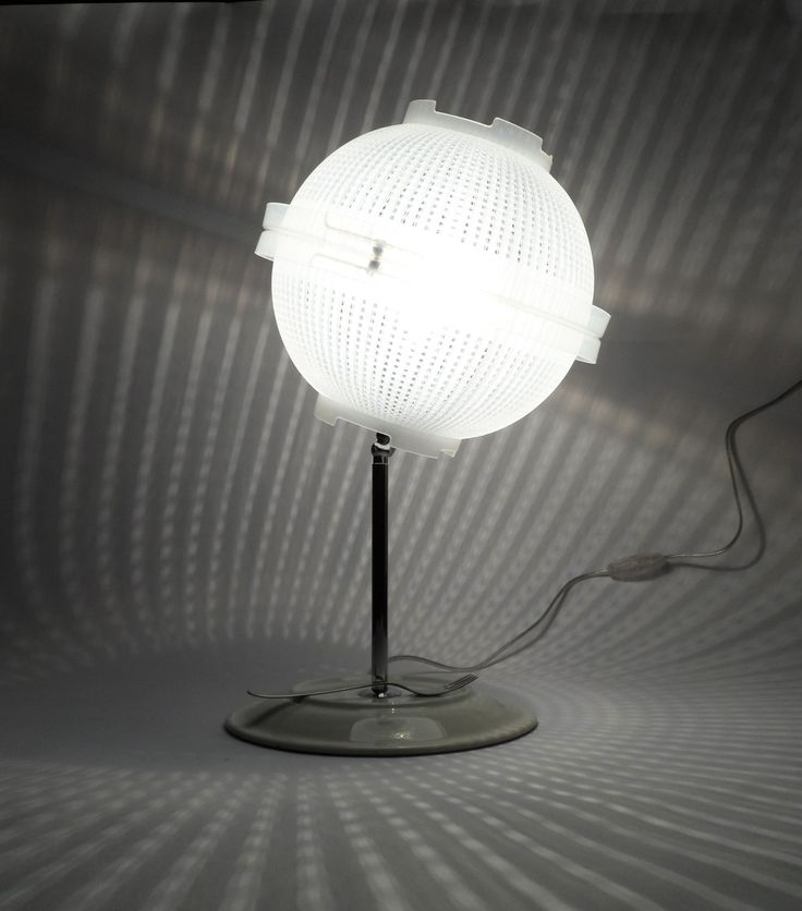 Aldente Lamp via RS artmaker. Click on the image to see more!