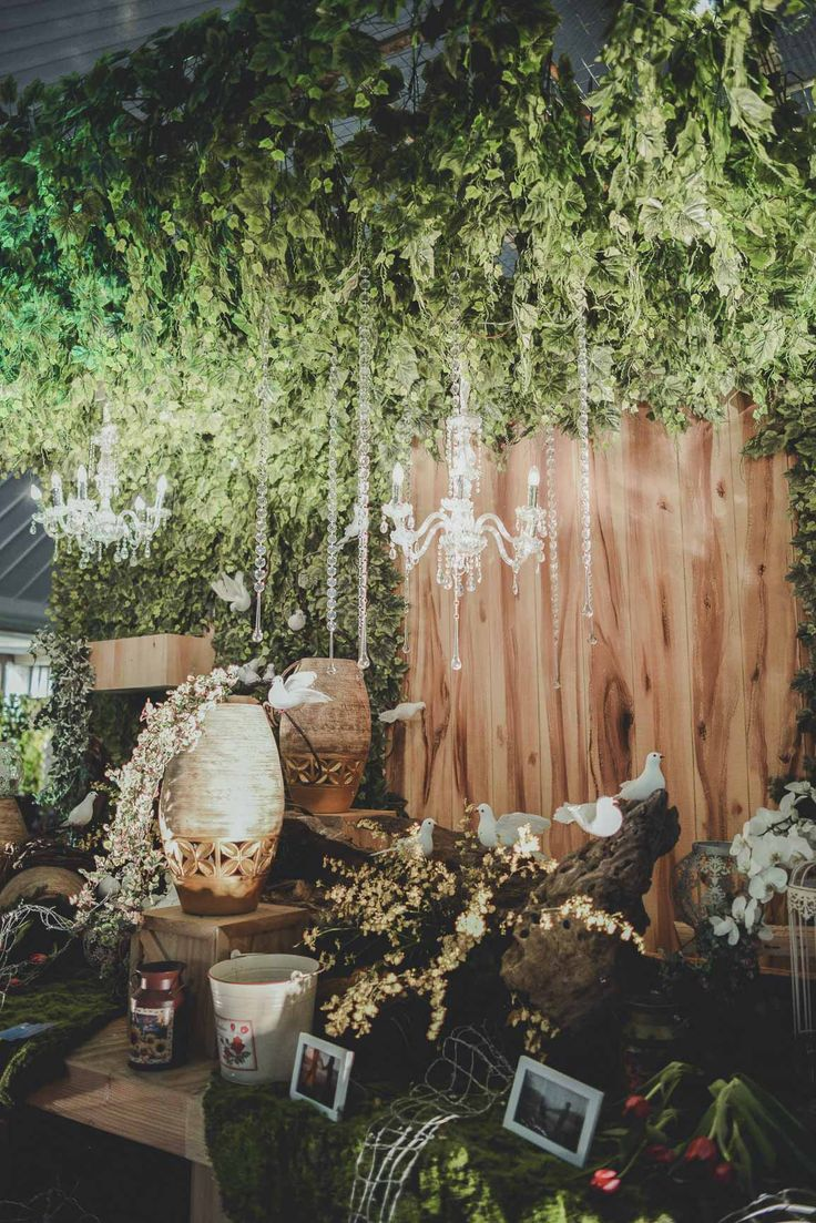 15 best Enchanted Garden Wedding images on Pinterest | Enchanted ...