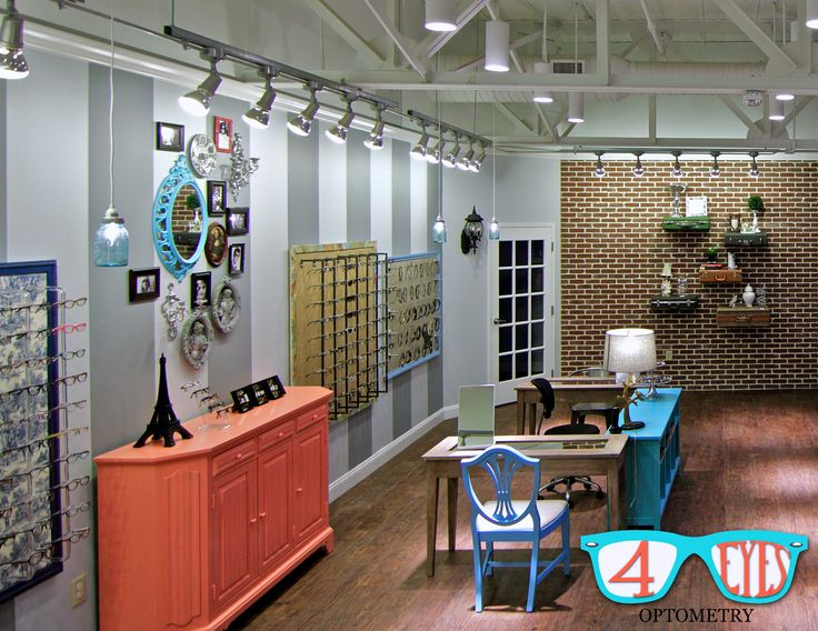 Welcome to Charlotte's Most Unique Optical Boutique!!