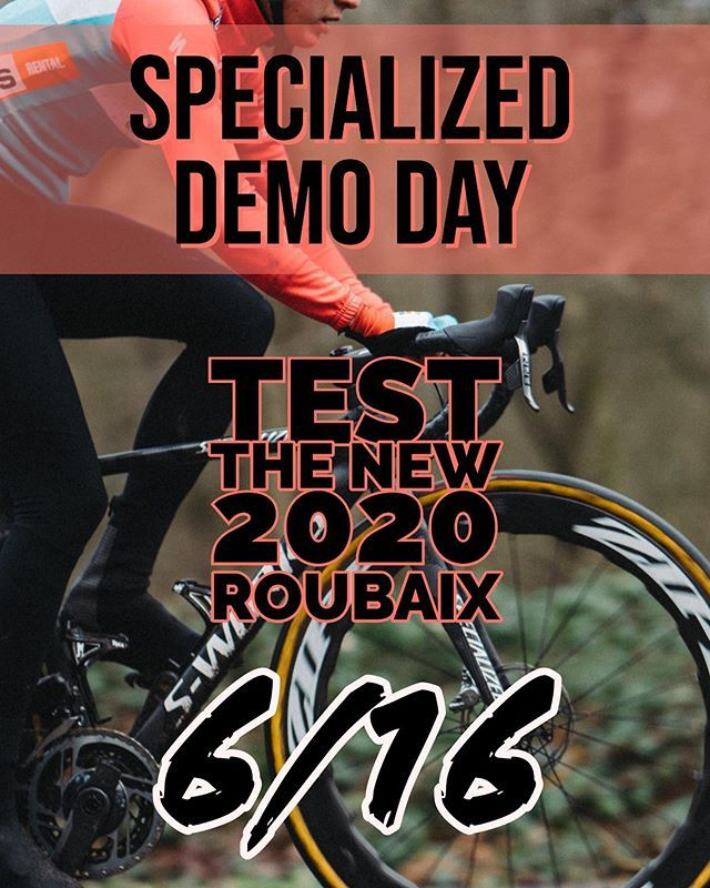 Mark your calendars! On June 16th come demo the new 2020