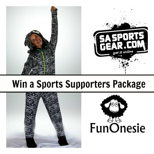 Week 5 of #ForgetTheWinter - Sports Week with over R2000 of sports gear and FunOnesies up for grabs! http://www.onesie.co.za/Competitions/onesies-sports-package-giveaway-week-5.html