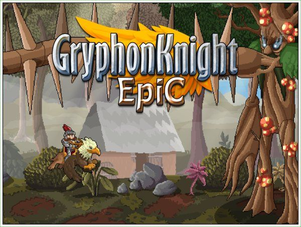 News: Help To Fund Gryphon Knight Epic, A 2D Action Shoot 'Em Up Fantasy Game #games