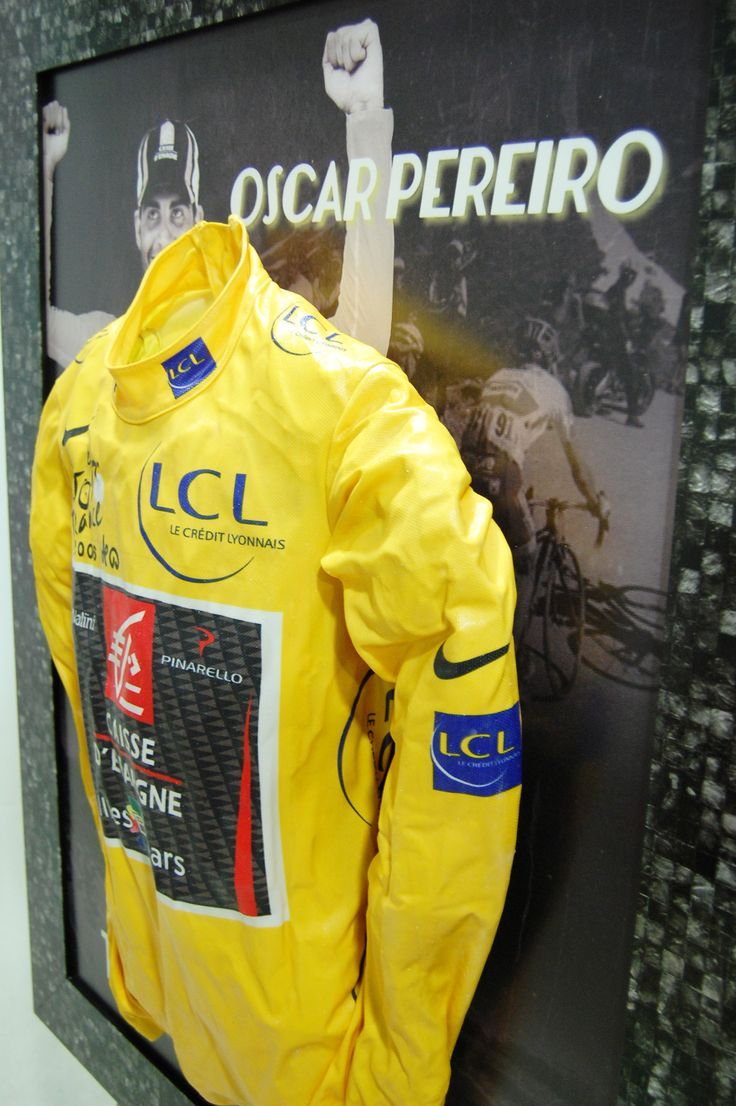 Maillot @oscarpereiro 2 Tour 2006 | Irrepetibles