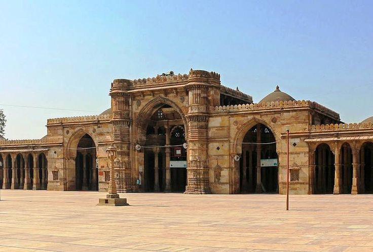 The top attractions in Ahmedabad