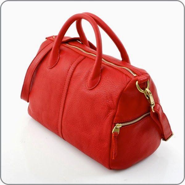 fossil online shop handtaschen erin satchel real red. Black Bedroom Furniture Sets. Home Design Ideas