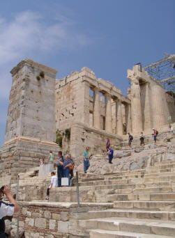 Propylea, Athen- Akropolis