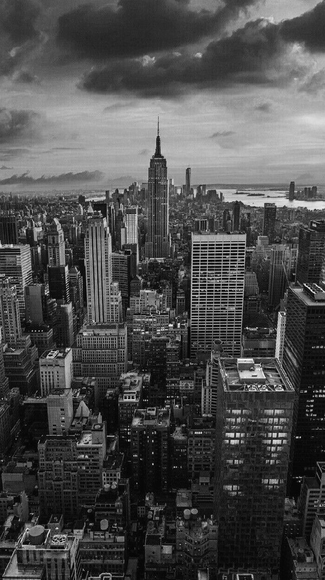 Pin By Vanessa Barse Rodrigues On New York City Aesthetic Sunset Landscape City Wallpaper