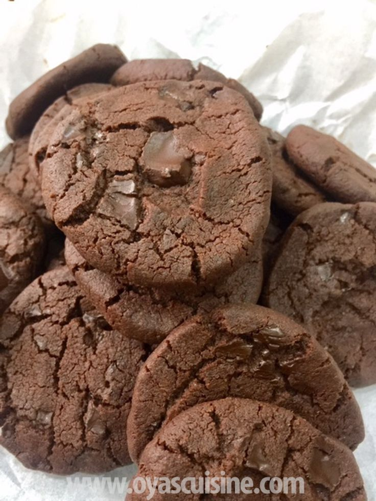 Çikolatakolik Kurabiyesi