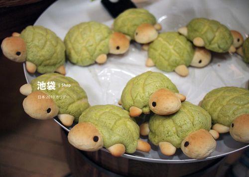 sweet turtles