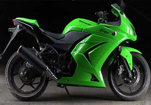 Kawasaki Ninja 250R Price & Specifications in India