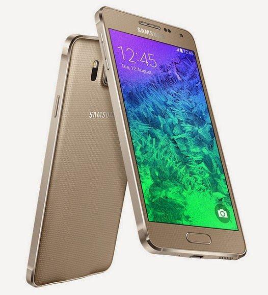 Harga Spesifikasi Samsung Galaxy Alpha, Smartphone Pesaing Iphone 6