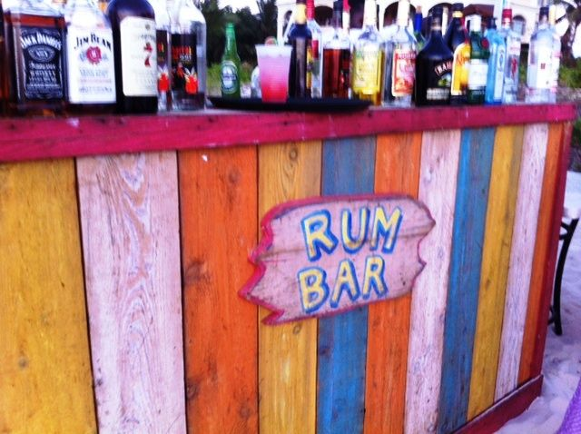 Rum Bar, Turks and Caicos