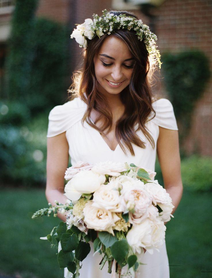 #Summer Midsummer Night's Dream Inspired Wedding - on SMP -  http://www.StyleMePretty.com/2014/01/22/romantic-backyard-wedding-in-salt-lake-city/ Leo Patrone Photography