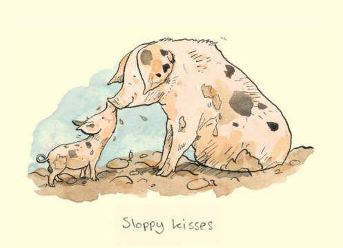 Sloppy Kisses