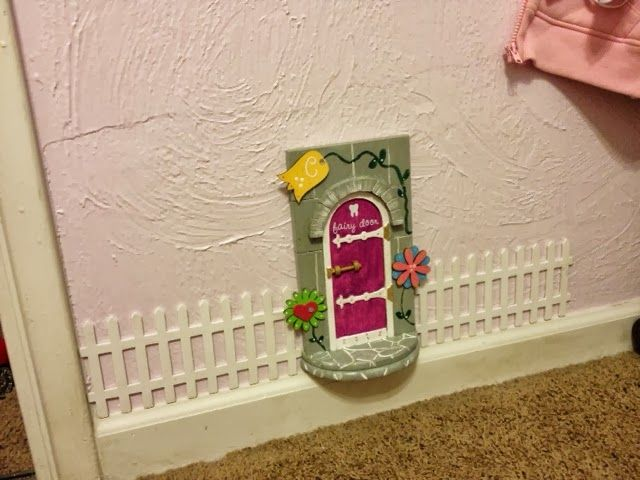 Tooth fairy door for coco 39 s room coco pinterest for Tooth fairy door ideas