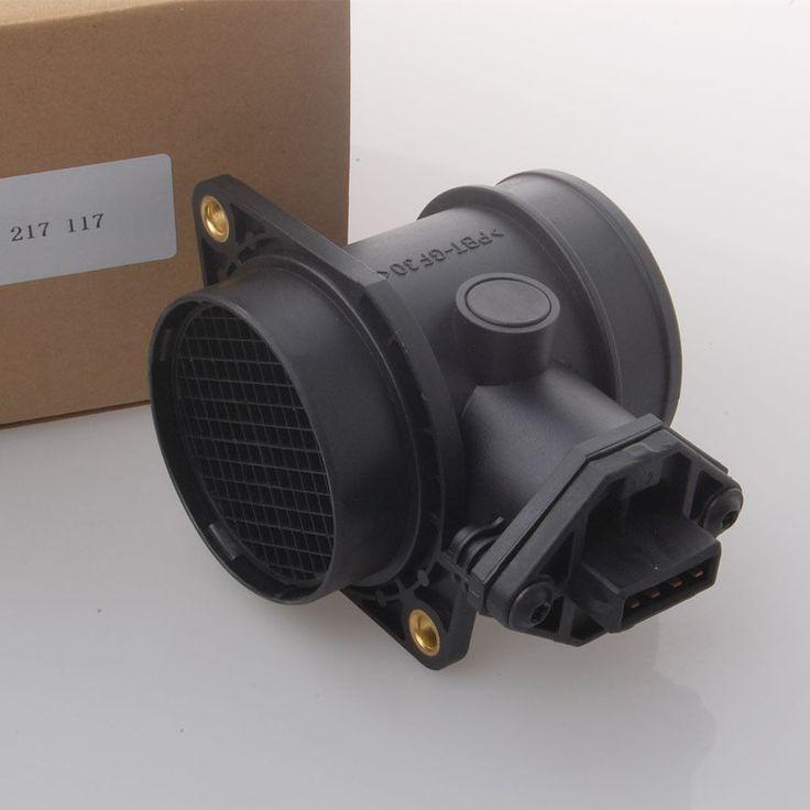 Mass Air Flow MAF 0280217117 Sensor AIR FLOW METER For Passat Golf Jetta A4 1.8L 2.0L car styling car-covers auto accessories