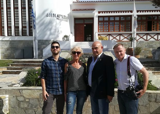 Δημοσιογραφικές αποστολές στη Φυλή για προβολή στις αγορές του εξωτερικού