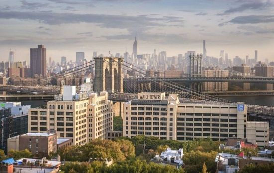 Breaking news: Jehovah's Witnesses put Brooklyn Heights headquarters up for sale | Brooklyn Daily Eagle