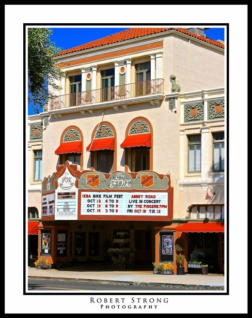 19 Fresh Fox theater In Redlands