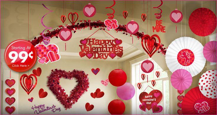 17 Best Images About Valentine Party Decor On Pinterest