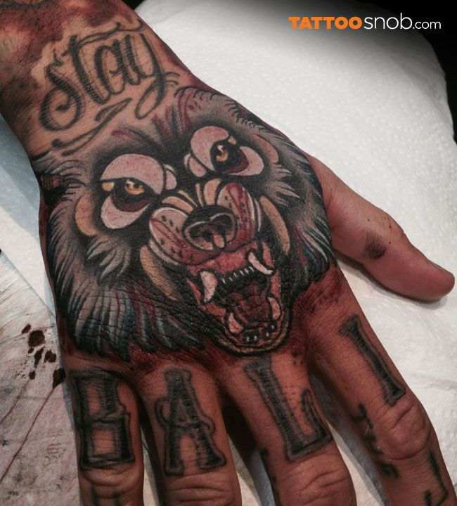 203 best Fox,Wolfs & Bears (Tattoos) images on Pinterest ...