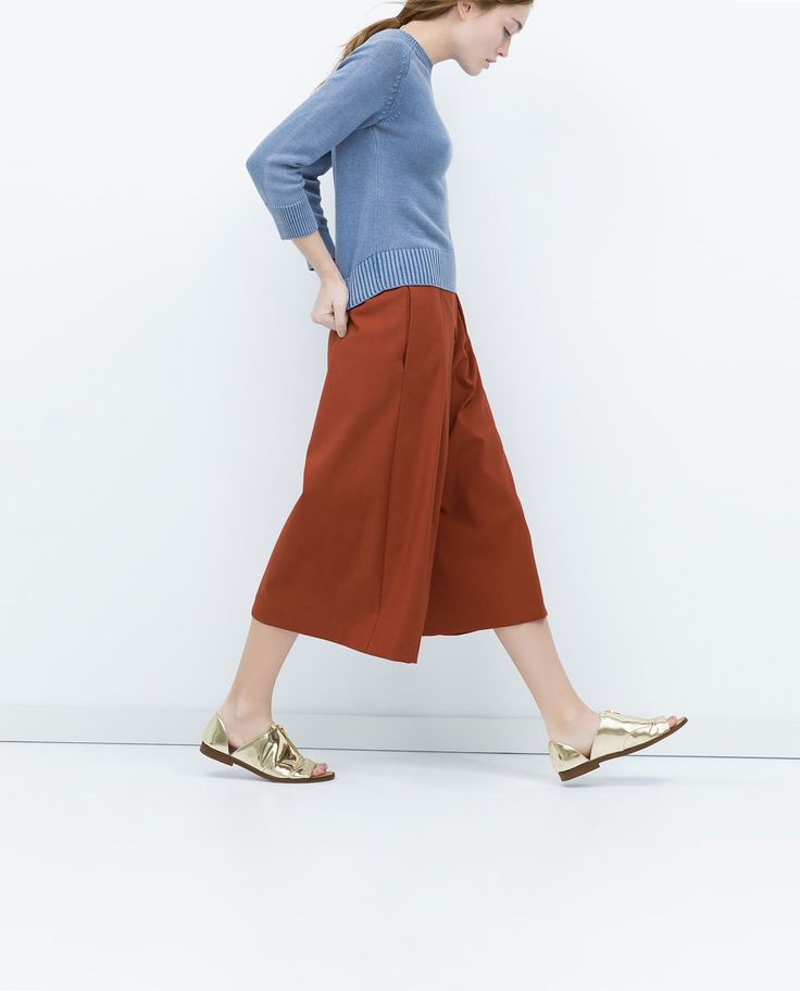 Image 2 of CULOTTES from Zara £30
