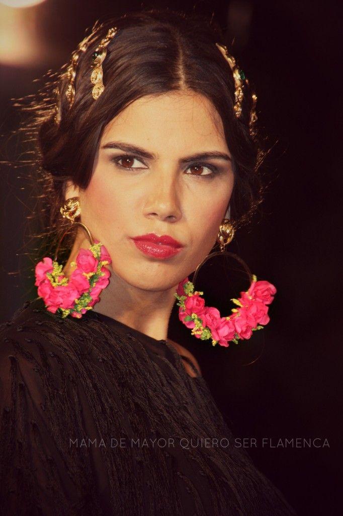 MAMA DE MAYOR QUIERO SER FLAMENCA - ELENA RIVERA - Página 31 de 131 - Todo sobre Moda Flamenca